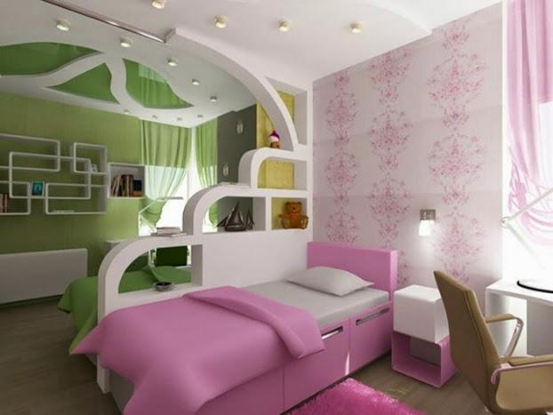 6109 غرف نوم اطفال فردية و زوجية للتوائم تصاميم سراير و حوائط و الوان غرف نوم للاطفال مودرن