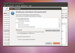 Flash  javítás Ubuntu Linuxon