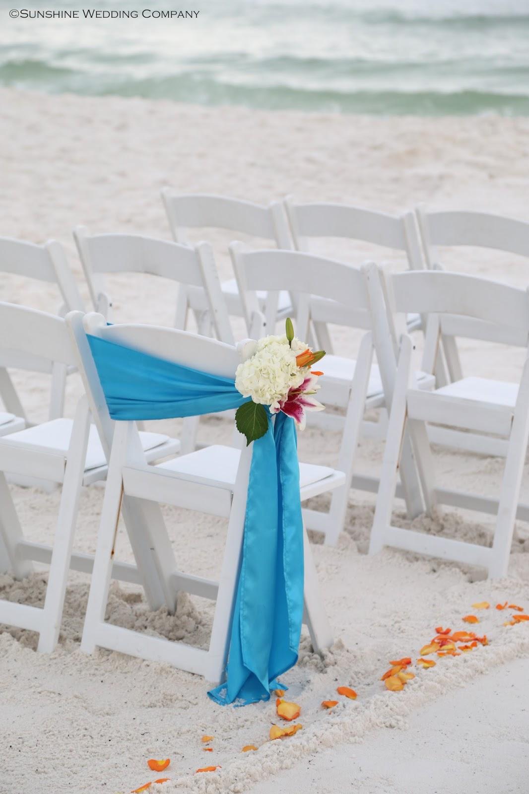 Wedding Flower Packages Sunshine Coast : Sunshine wedding company destin beach weddings