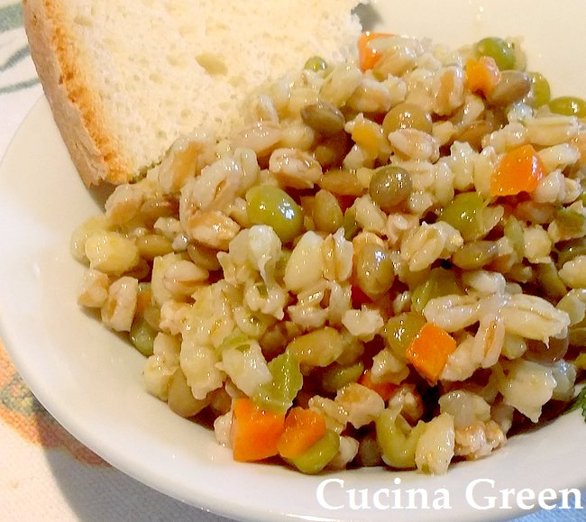 zuppa montanara semplice e veloce