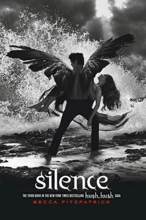 book cover of Silence by Becca Fitzpatrick