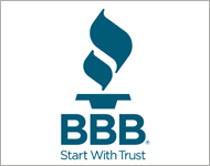 Accredited BBB Member