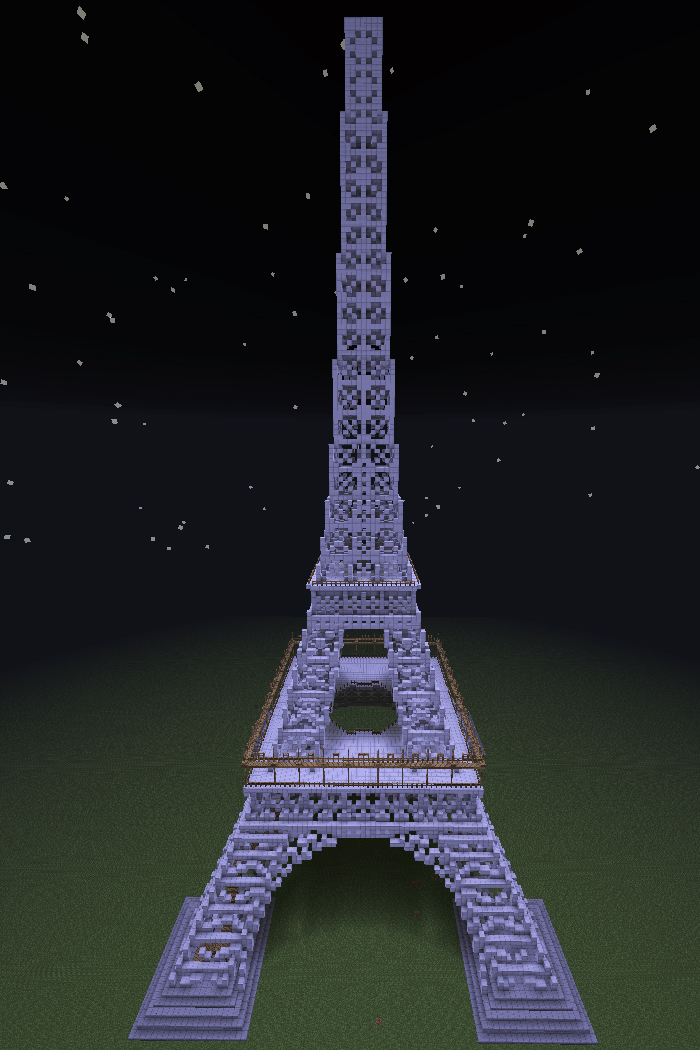 make an easy helicopter with Eiffel Tower on Minecraft Buildings blogspot also Watch further Hm830 Easy Rc Folding A4 Paper Airplane additionally weddingsantorini likewise orlandohobbyshop.