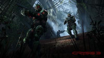 Crysis 3 мультиплеер