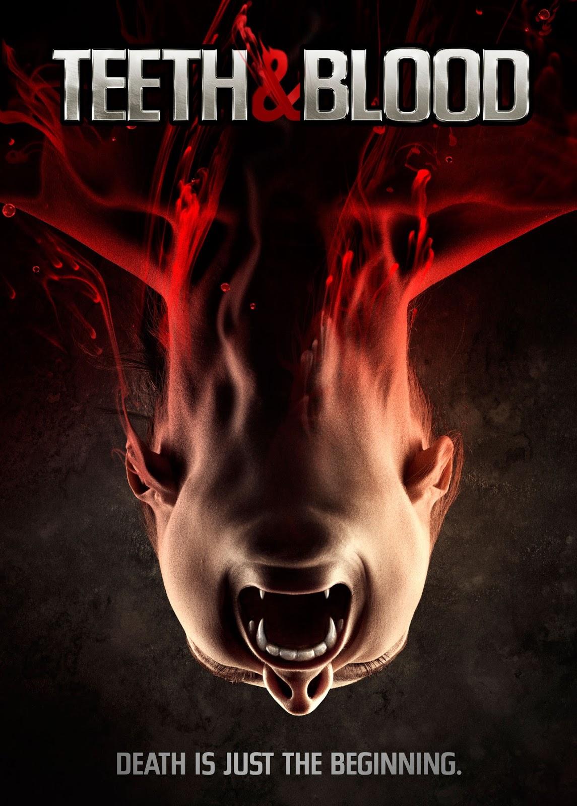 "O vampiresco ""Teeth & Blood"" ganha seu primeiro pôster"