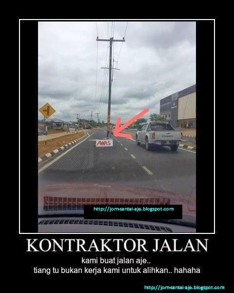 KONTRAKTOR JALAN