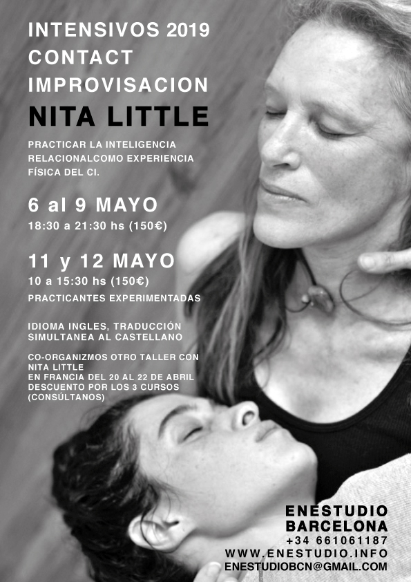 INTENSIVO INTERNACIONAL: Nita Little.