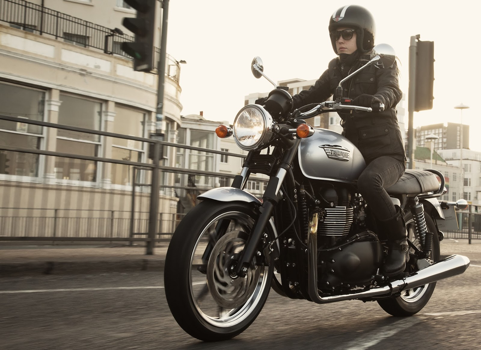 2014 Triumph motorcycles
