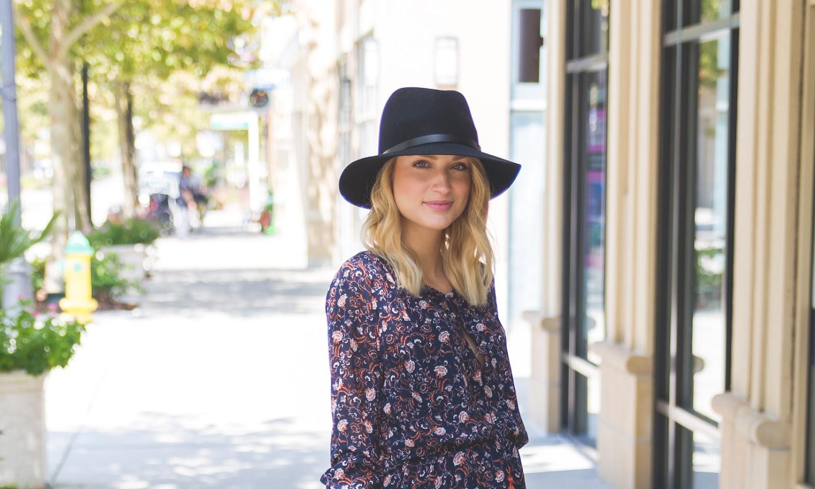 Midi Dress : Transition Into Fall