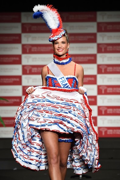 French national dress pictures