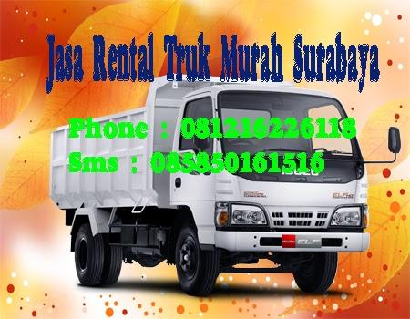 Jasa Rental Truk CDE engkel Surabaya-Kuningan