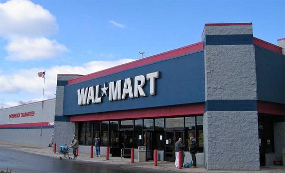 Walmart em San Diego