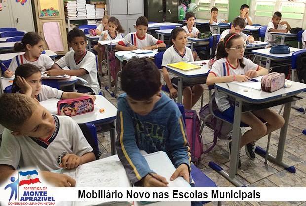 Monte apraz vel noticias mobili rio novo nas escolas for J g mobiliario