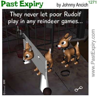 Cartoon about animals, christmas, games,