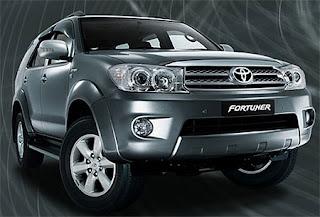 Toyota Triple Amazing Riau - Fortuner Big Minor Change (BMC)