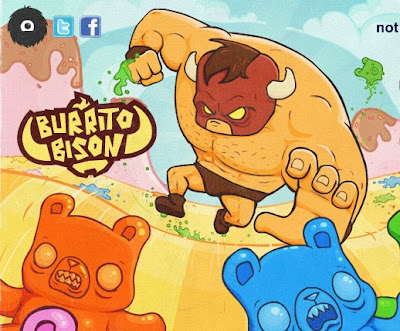 Burrito Bison walkthrough cheats hack.