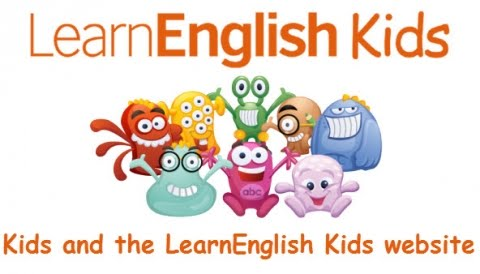 Learning English Little Kids (British Council)