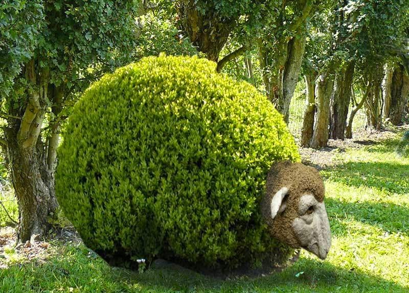 Les passions de clo comme un jardin anglais for Brocante jardin anglais