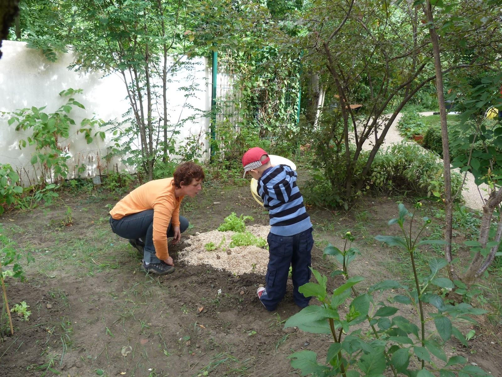 Retour en images ateliers d 39 entretien des jardins for Entretien jardin 95