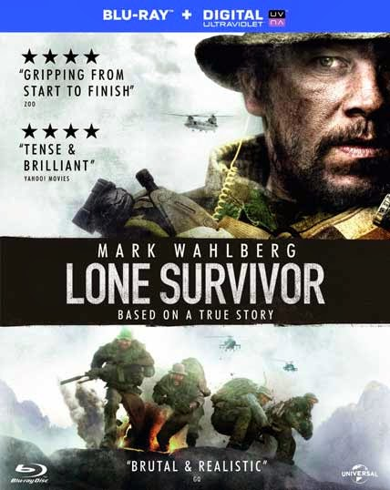 Watch Online Lone Survivor 2013 Hindi Dubbed Dual BRRip 900mb