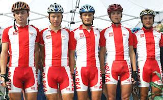 Polscy kolarze ;-)