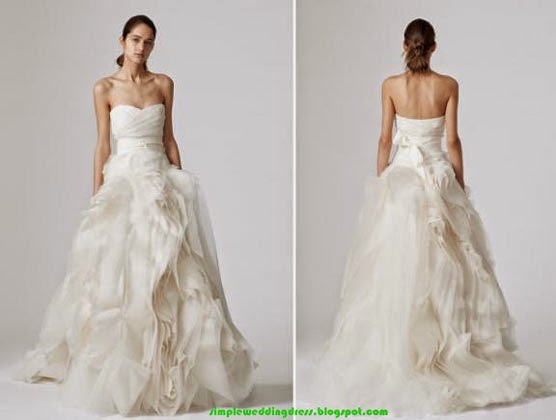 Vera wang wedding dresses cheap discount wedding dresses for Cheap vera wang wedding dress