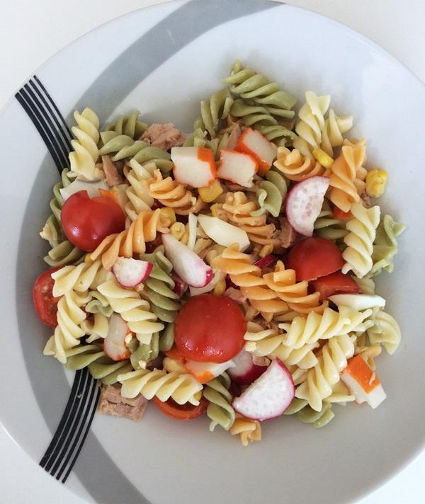 El blog healthy recetas de ensaladas para llevar al - Platos para llevar al trabajo ...