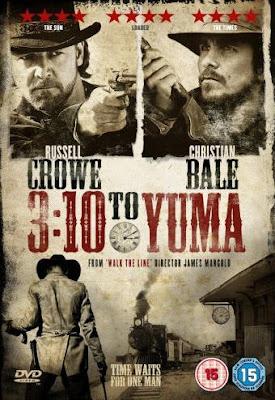 หนังฝรั่ง3:10 to Yuma ชาติเสือแดนทมิฬ(รัสเซล โคร์ว+คริสเตียน เบล)
