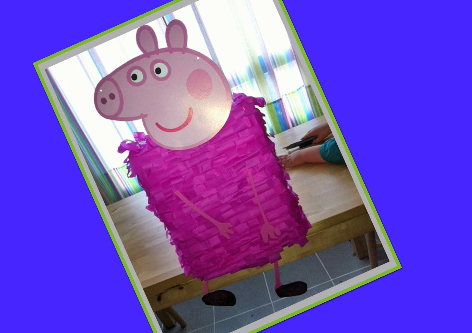 Piñatas Peppa, parte 1