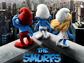 Smurfs High Definition Wallpaper