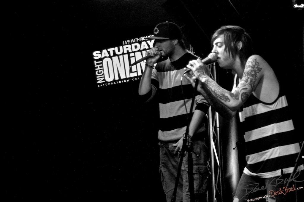 Derek Brad Photography: Breathe Carolina : Saturday Night ...