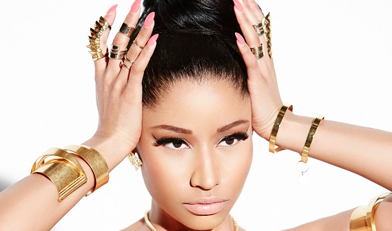 FEMINITY STILL IN VOGUE - NICKI MINAJ