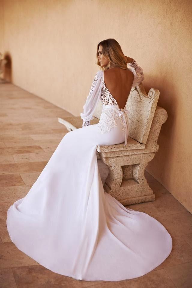 Julie Vino 2014 Fall Wedding Dresses