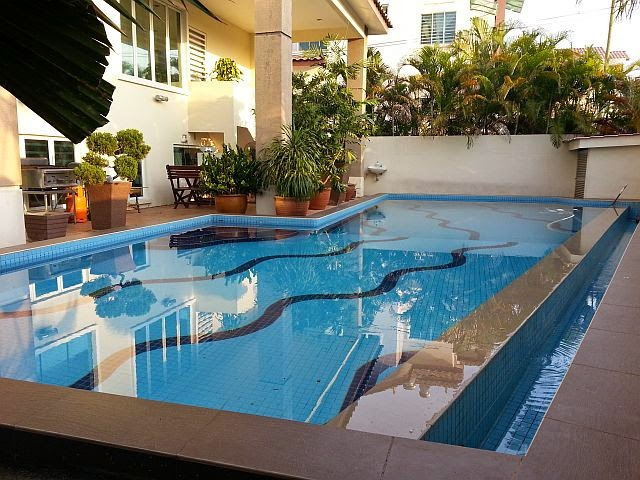 Villa homestay ipoh with swimming pool karaoke
