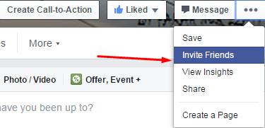 Teknik Terbaru Auto Invite Fan Page Facebook