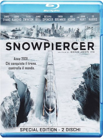 Snowpiercer 2013 Dual Audio Hindi BRRip 480p 300mb