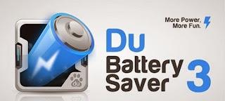 aplikasi penghemat baterai DU Battery Saver