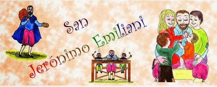 Pastoral Infantil Padres Somascos de España