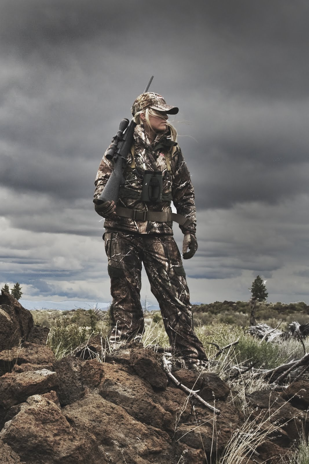 Kristy Titus Backcountry Hunting Gear List