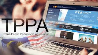 Laman web MITI siar kandungan teks TPPA