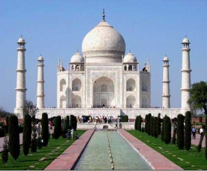 All about the famous places famous buildings of the world for Important buildings in the world