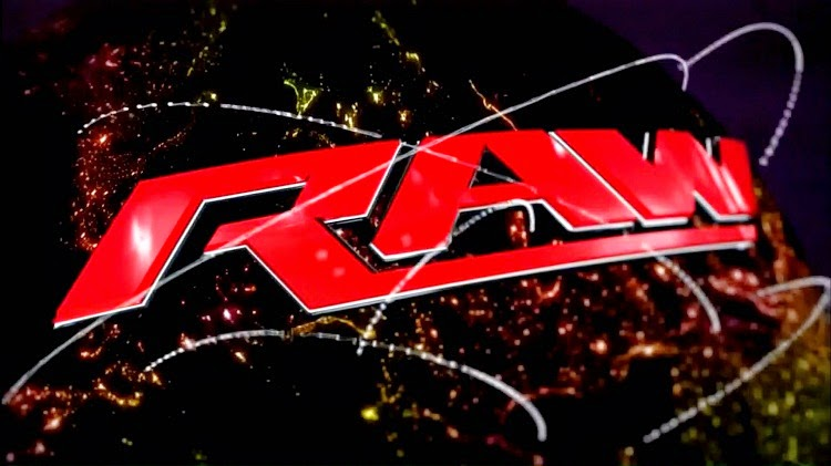 The flagship show for the WWE Raw logo