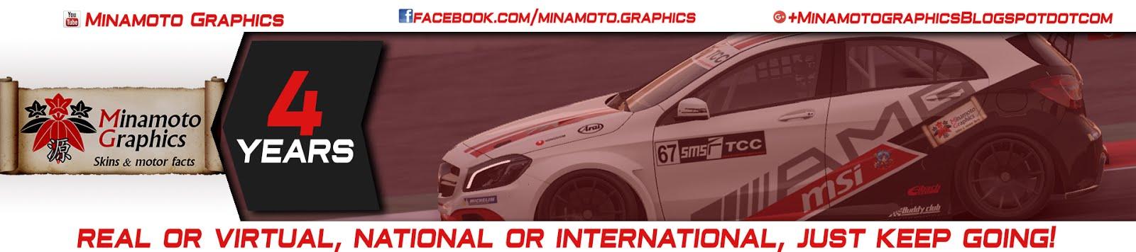 Minamoto Graphics