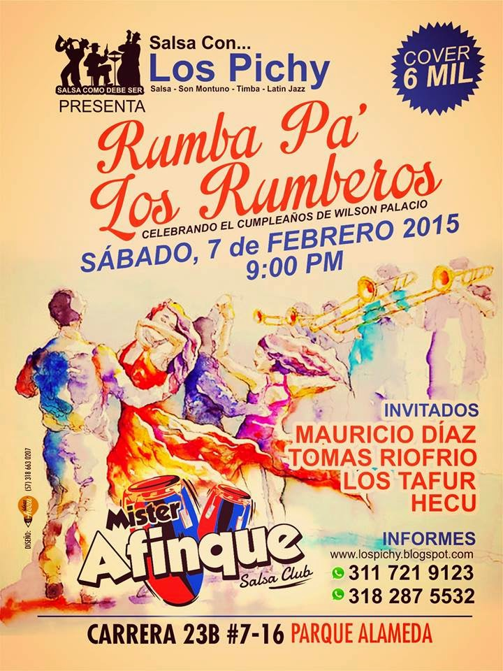 Rumba Pa´Los Rumberos!!