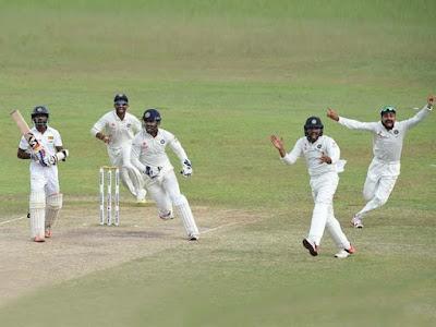 Colombo, Sri Lanka, India 278-run defeat