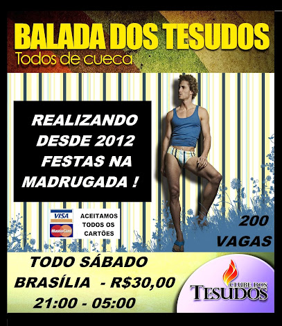 SURUBA GAY C/ TESUDOS DE CUECA
