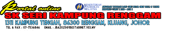 SK Seri Kampung Renggam,Kluang,Johor
