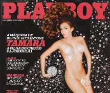Tamara Ecclestone Playboy Brasil Junho 2013