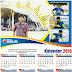 Membuat Kalender Pribadi, Keluarga Tahun 2015