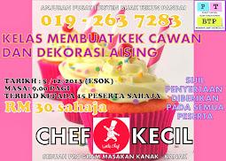 Chef Kecil III